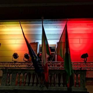 Robbio, l'Avis celebra la festa del donatore. comune illuminato fino a domenica