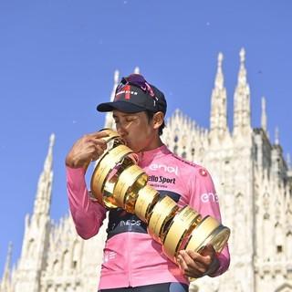 Bernal re del Giro, Ganna re del tempo, Caruso re delle emozioni