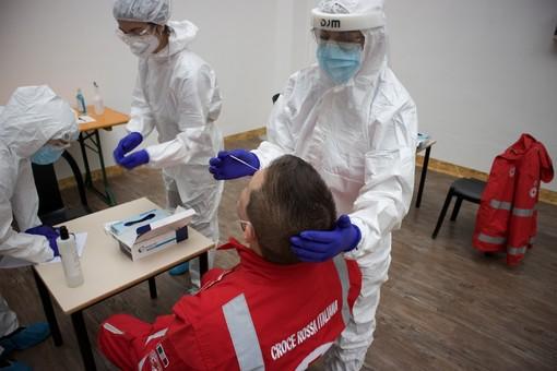 """Vigevano, al via l'iniziativa """"Fermiamo il Coronavirus"""": test antigenici rapidi per limitare il contagio nel mondo del volontariato locale"""