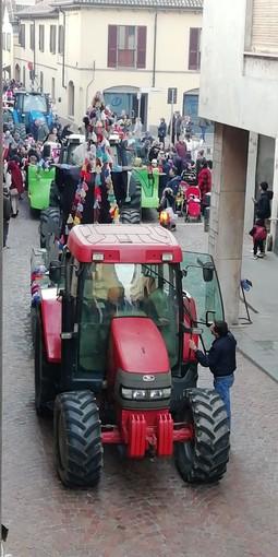 Robbio, oggi niente Carnevale, ma domenica scorsa gran festa con tante persone
