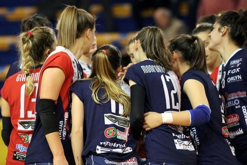 Volley B femminile: Re Marcello Florens Vigevano torna al successo battendo al tie-break Don Colleoni