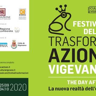 Vigevano: torna il Festival delle Trasformazioni con la quarta edizione