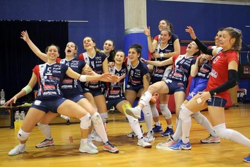 Volley B1 femminile: Re Marcello Florens Vigevano si prende i tre punti nella partita con Palau