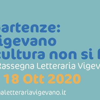 Dal 16 al 18 ottobre a Vigevano una mini Rassegna Letteraria per ripartire da cultura e lettura