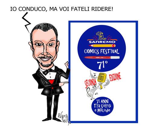 """Al via la seconda edizione della manifestazione  """"Sanremo Comic Festival"""""""