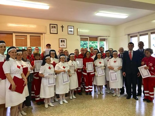 - FOTONOTIZIA - Vigevano: Celebrata la ricorrenza di Santa Caterina da Siena
