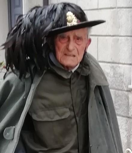 Oltrepò: il bersagliere Luigi Colombi compie 100 anni