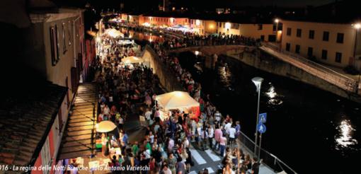 A Gaggiano è tempo di Notte Bianca (tempo permettendo) sul Naviglio Grande