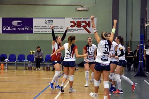 Volley B1 femminile: Re Marcello Florens Vigevano torna alla vittoria nella trasferta contro Volley Parella Torino