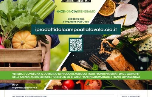 Covid: Cia, oltre 1000 aziende pronte per consegne a domicilio in tutta Italia