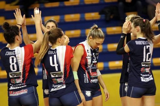 Volley B1 femminile: Re Marcello Florens Vigevano, con Costa Volpino non si passa