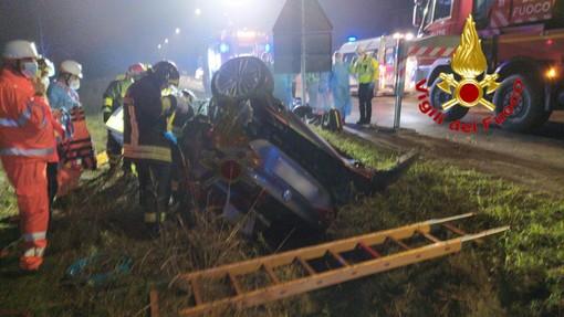 Tragedia a Inverno e Monteleone, muore infermiera 27enne dopo uno schianto con l'auto