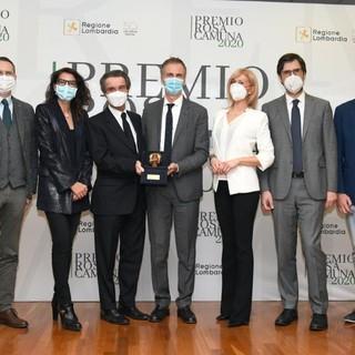Lombardia, assegnati i cinque Premi Rosa Camuna 2020 a cui si aggiungono dieci menzioni e sette premi speciali