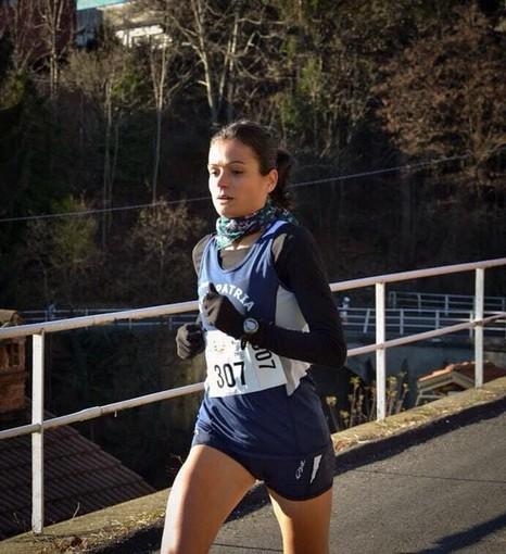 Elena Romagnolo riparte dalla StraVigevano