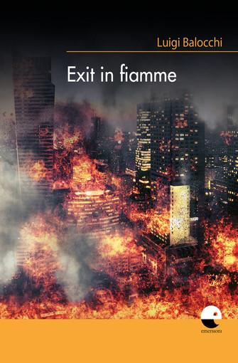 """Vigevano: sabato verrà presentato il libro """"Exit in fiamme"""""""