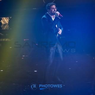 Willie Peyote questa sera sul palco dell'Ariston