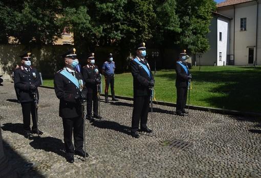 206° anniversario della fondazione dell'Arma dei Carabinieri, un anno denso di ricorrenze