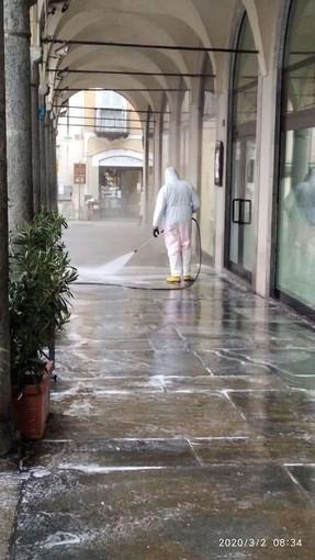 """Foto tratte dalla pagina Facebook del """"Gruppo Civico Vigevano"""""""