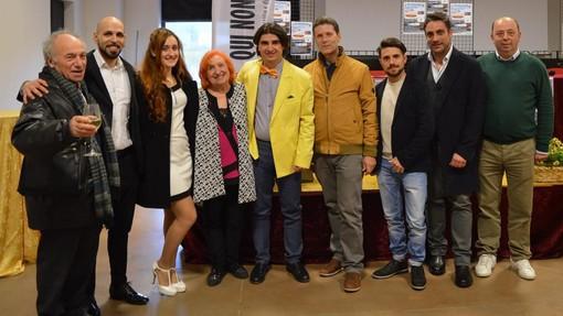 """Montiglio Monferrato, Roberto Gasparro: """"Comune fantastico, grande sintonia sul set"""""""