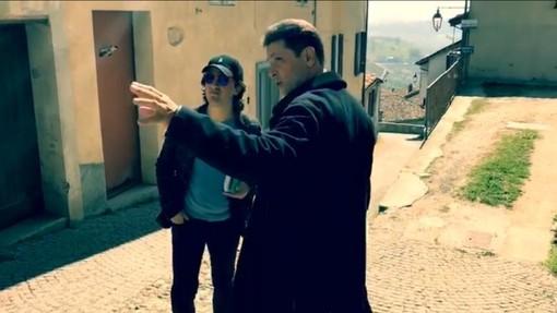 Ciak, motore, azione: Montiglio Monferrato diventa un film
