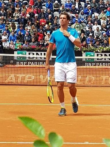Tennis, challenger Vicenza: Baldi sconfitto in finale da Giannessi