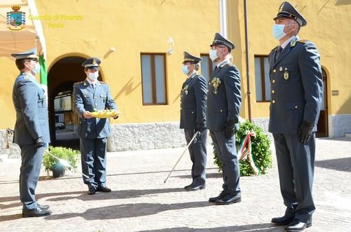 Pavia, celebrato il 247° anniversario della fondazione della Guardia di Finanza: bilancio operativo del 2020