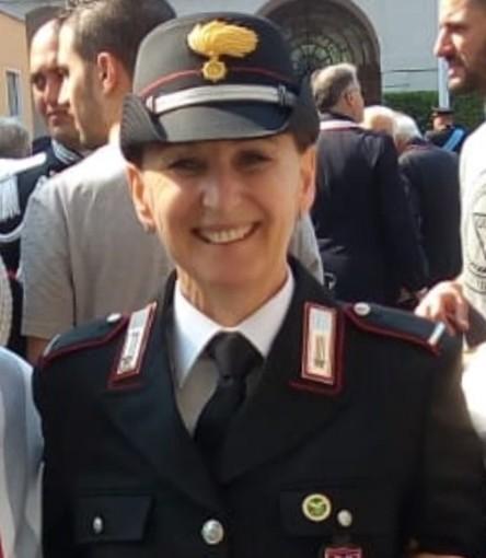 Rivanazzano: conferito un encomio semplice al maresciallo dei carabinieri forestali Gianna Poggi