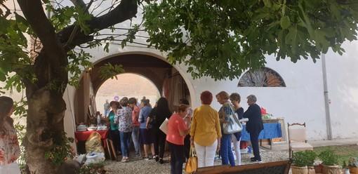 Garlasco, recuperato il giardino interno dell'ex scuola di piazza San Rocco ora sede dell'Università del tempo libero