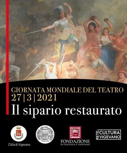 """Vigevano, domani verrà presentato il sipario storico: """"Assedio alla Città di Vigevano"""" sulla pagina Facebook del teatro Cagnoni"""