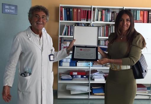 Vigevano: istituto clinico Beato Matteo, donazione in memoria di Luciano Mercalli