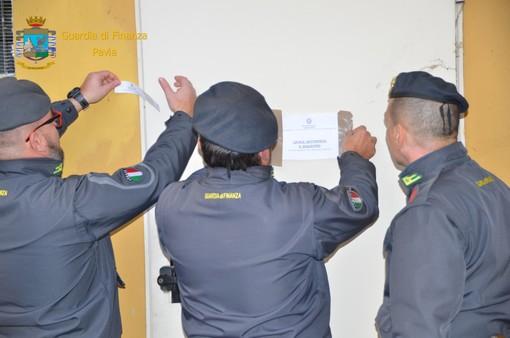 Vigevano: blitz della Guardia di Finanza, sequestrati immobili per oltre mezzo milione di euro