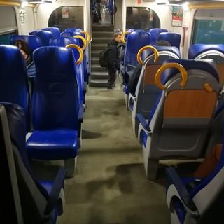 Coronavirus, calo netto di pendolari sulla linea ferroviaria Milano-Mortara-Alessandria