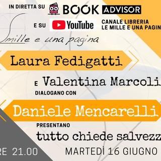 Mortara, nuova presentazione letteraria: ospite Daniele Mencarelli