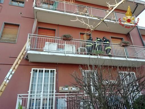 Oltrepò: accusa un malore in casa, arrivano i vigili del fuoco in soccorso