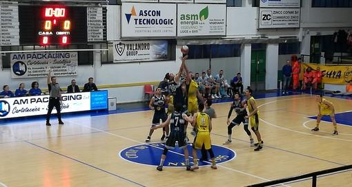 Basket serie B: 15 minuti di Vigevano per battere Lecco