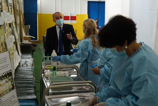 Centro vaccinale di Broni-Stradella: 2mila vaccinazioni nei primi 10 giorni