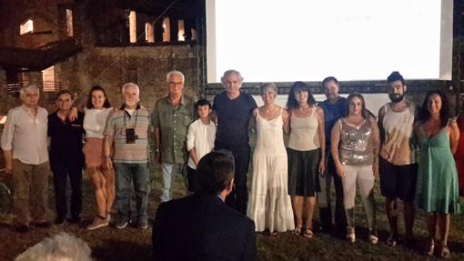 """Vigevano, la rassegna """"Cinema sotto le stelle"""" ha esordito con """"Essere Leonardo Da Vinci"""": ecco le foto della serata"""