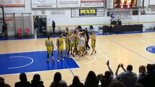 Basket, Serie B: Vigevano alla terza vittoria consecutiva. Battuta Soresina