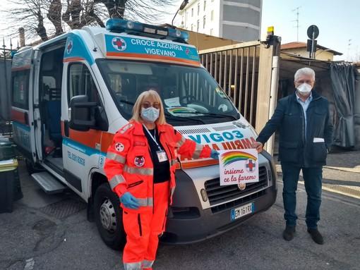 Vigevano, scende in campo anche il Lions Club Cilavegna Sant'Anna per l'emergenza Covid-19