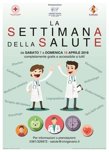"""Vigevano: Non solo visite specialistiche gratuite per la """"Settimana della Salute"""""""