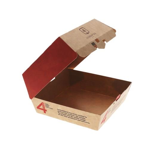 Locked4Food, l'imballaggio sicuro e green per il delivery