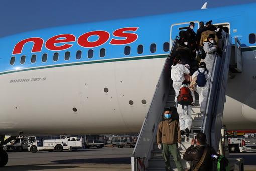 Decollato da Malpensa con destinazione la Cina il primo volo Covid free internazionale
