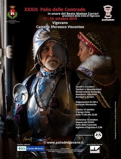 Tutti gli appuntamenti e manifestazioni da lunedì 7 a domenica 13 ottobre a Vigevano e Lomellina