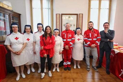 Arrivano nuove infermiere volontarie per la Croce Rossa di Vigevano