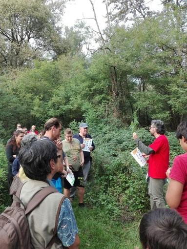 Garlasco, l'oasi del Bosco del Vignolo festeggia i 20 anni di attività
