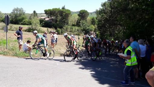 """Tutto pronto per la """"Freccia dei vini"""", classica del ciclismo lomellino, pavese ed oltrepadano giunta alla 48esima edizione"""
