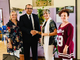 Cassolnovo, accolta la nuova dirigente scolastica Laura Di Rosa