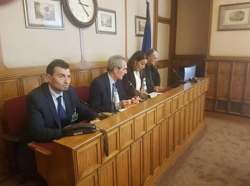 """Vigevano, il sindaco Sala ed il consigliere Madeo a Roma per la battaglia """"Tribunale"""""""