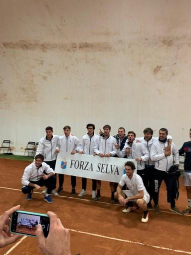 Tennis, finale scudetto: Selva Alta chiude in parità (1-1) con Vela Messina dopo la prima giornata