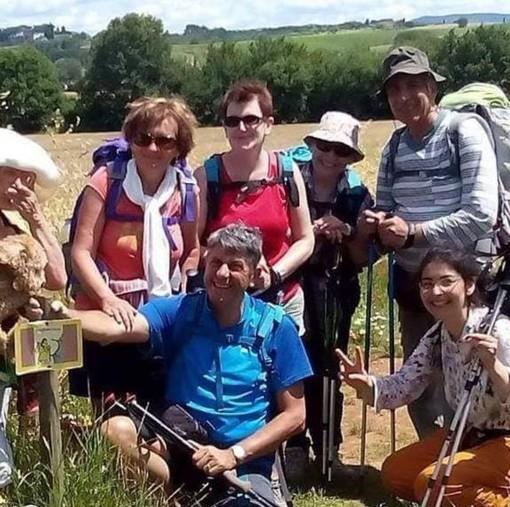 Mortara, la Francigena candidata come patrimonio Unesco. All'incontro in Regione presente il gruppo Sant'Albino